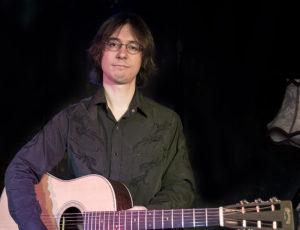 Alexander Wurlitzer, Gitarre und Banjo