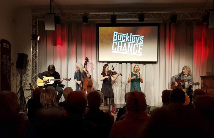 Buckley's Chance Dixiebahnhof Dresden
